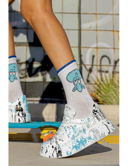 Sneakers chicas Pandyromans...